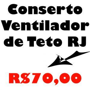 Conserto_ventilador_de_teto_rj